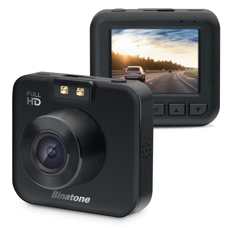 Binatone FHD200 Full HD Quick Release Dash Cam