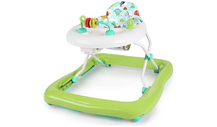 Chad Valley Jungle Deluxe Foldable Baby Walker