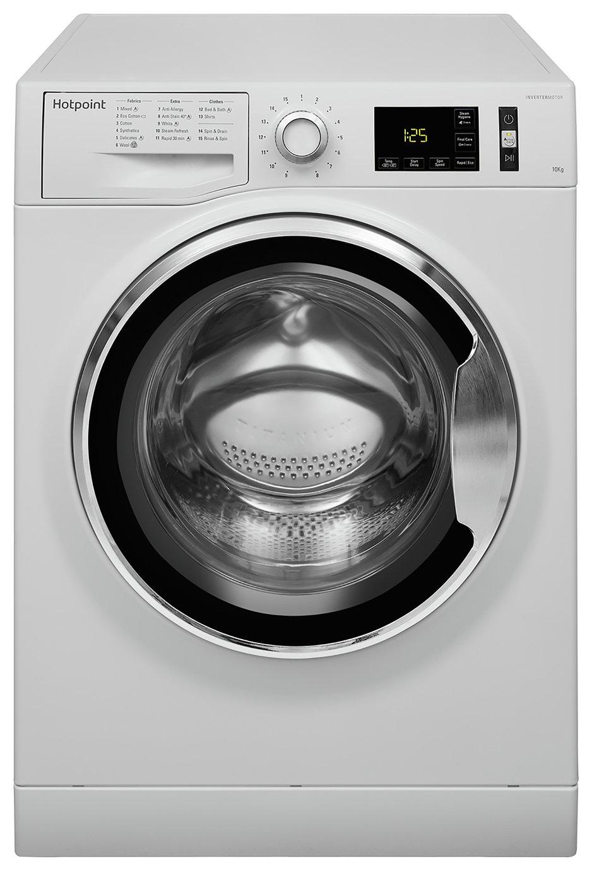 Hotpoint NM111045WCAUK 10KG 1400 Spin Washing Machine -White