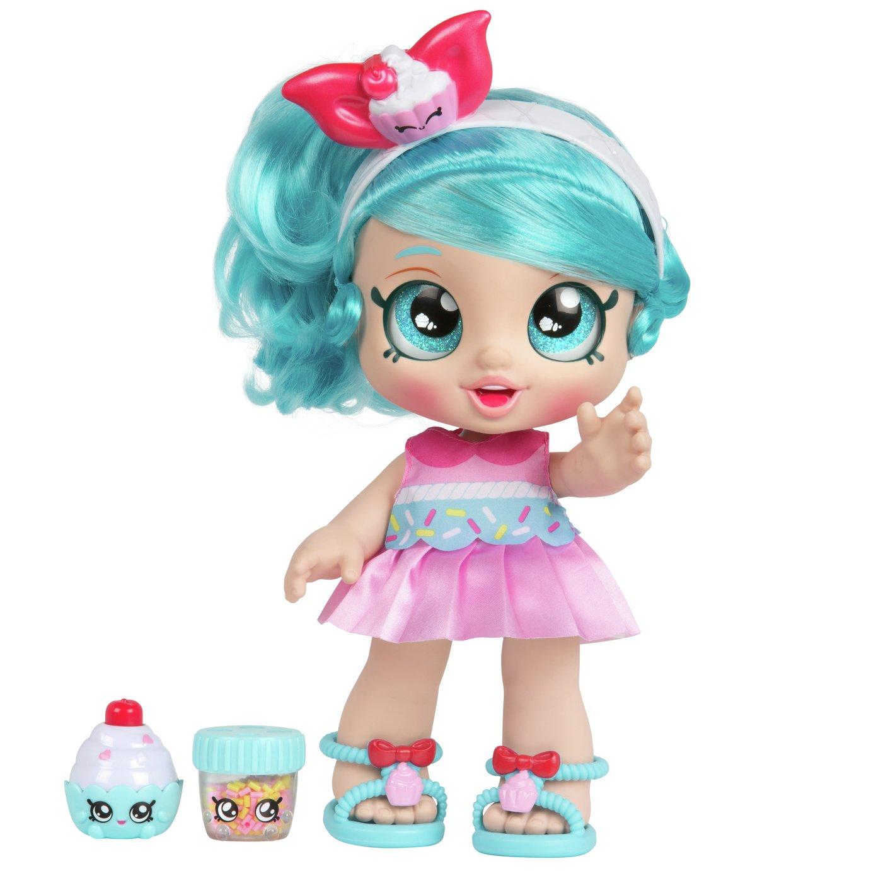 Kindi Kids Jessicake Toddler Doll