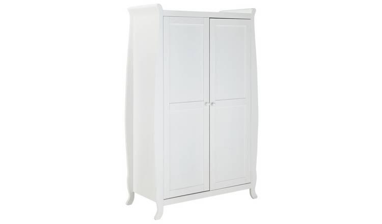 Buy Cuggl Westbury 3 Piece White Nursery Furniture Set   Nursery furniture  sets   Argos