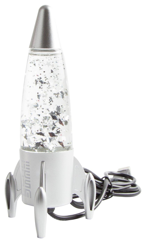 Science Museum Rocket Lamp