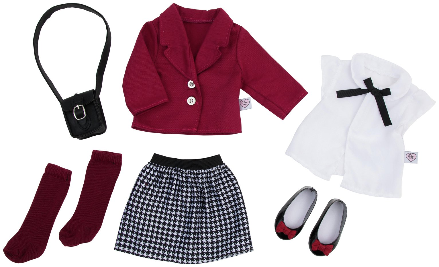 Chad Valley Designafriend Head Girl Outfit