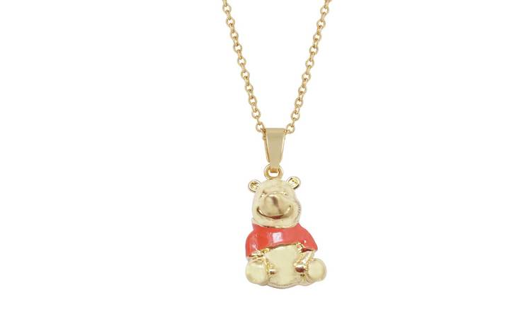 Disney Winnie the Pooh Carded Pendant Necklace