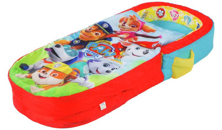 PAW Patrol My First ReadyBed Kids Air Bed and Sleeping Bag