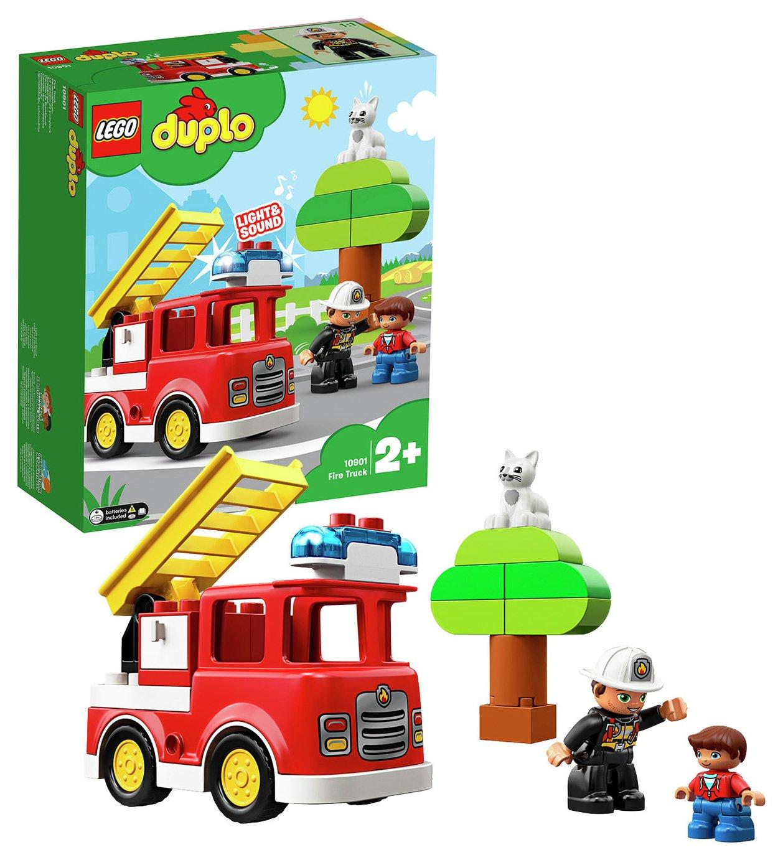 LEGO Duplo Fire Toy Truck - 10901