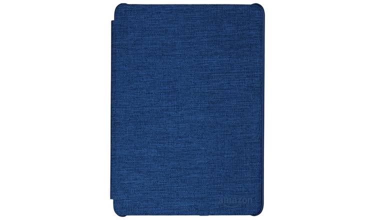 reputable site 50b1d 54612 Buy Amazon Kindle Paperwhite Fabric Tablet Case - Blue | Kindle and  e-reader cases and covers | Argos