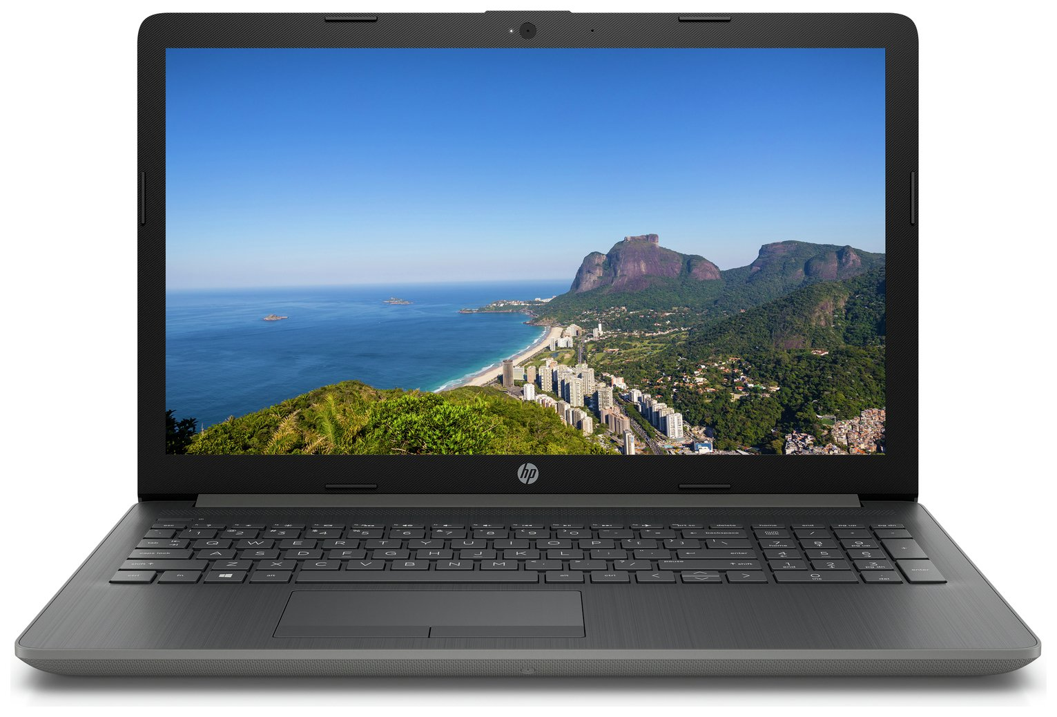 HP 15.6 Inch i3 8GB 1TB Full HD Laptop - Grey