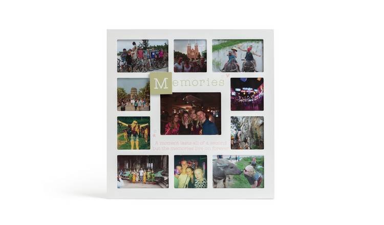 Buy Memories Multi Aperature Photo Frame Picture Frames Argos