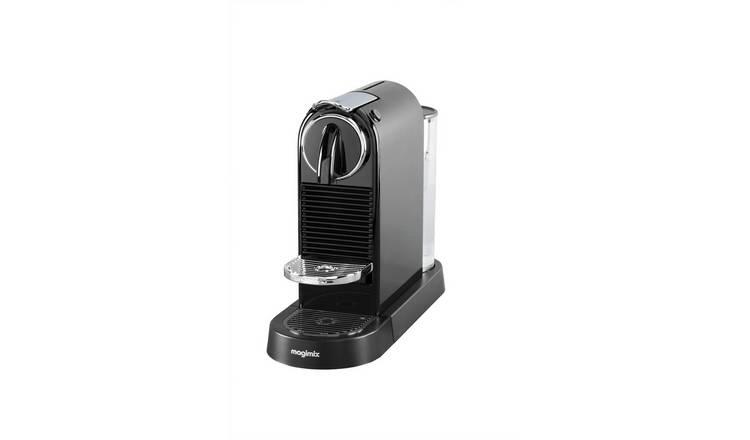 Buy Nespresso By Magimix Citiz Pod Coffee Machine Black Coffee Machines Argos