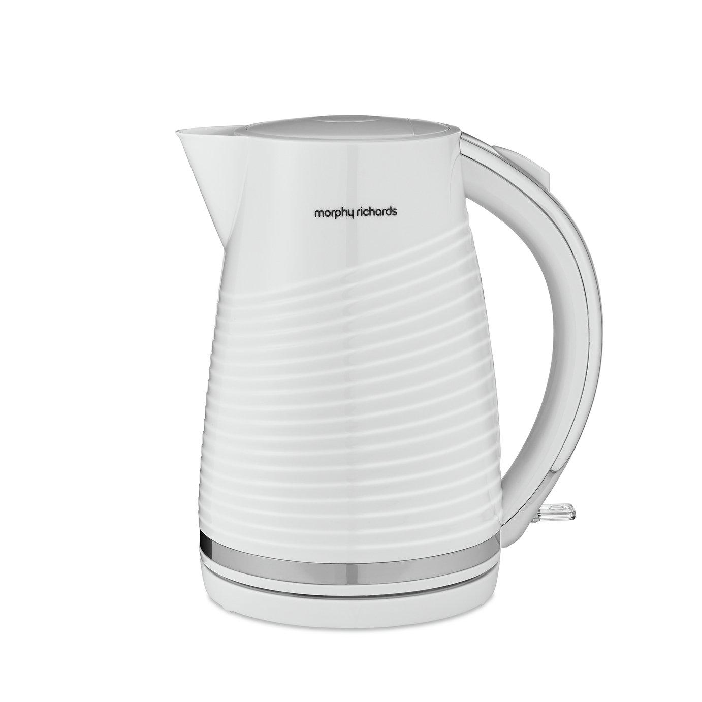 Morphy Richards 108269 Dune Jug Kettle - White