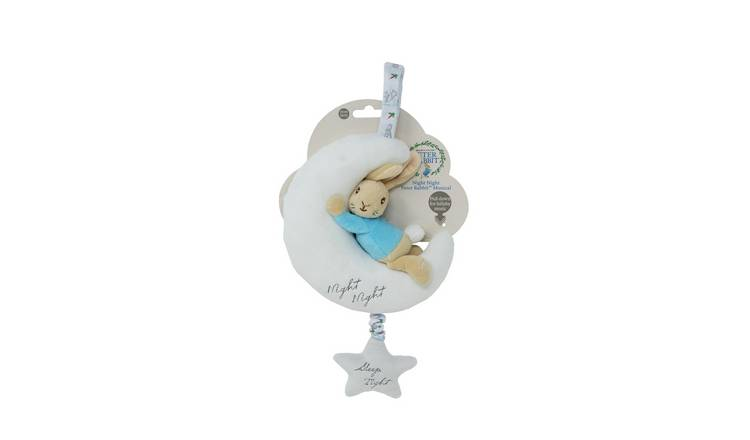 Beatrix Potter Night Night Peter Rabbit Toy