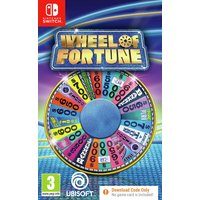 Wheel Of Fortune Nintendo Switch Game
