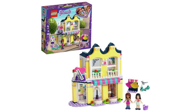 LEGO Friends Emma's Fashion Shop Accessories Store Set 41427