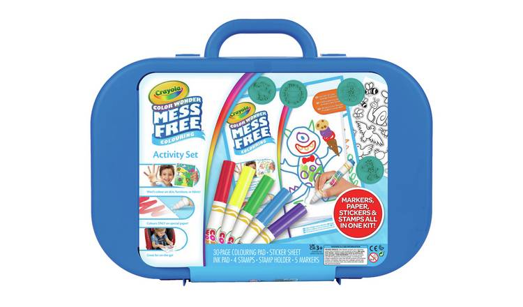 Crayola Colour Wonder Carry Case