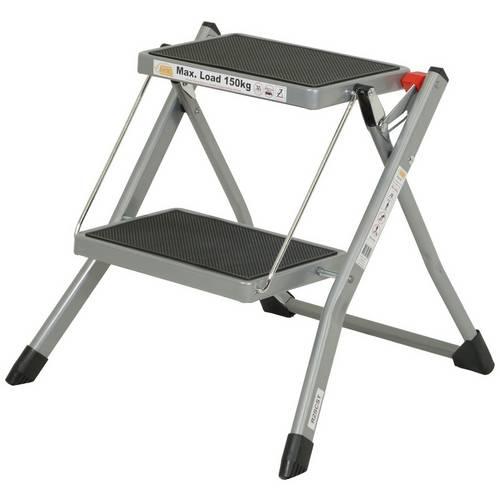 Phenomenal Buy Rhino 2 Step Compact Stepstool Ladders And Step Stools Argos Ibusinesslaw Wood Chair Design Ideas Ibusinesslaworg