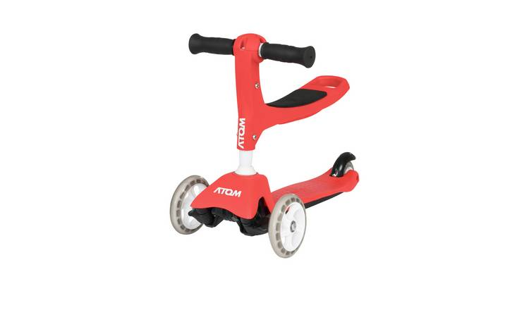 Atom 3 in 1 Explorer Scooter