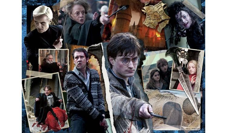 Harry Potter 100 Pieces