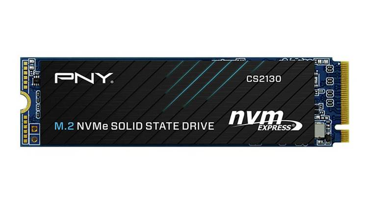 PNY CS2130 M.2 500GB Solid State SSD Interal Hard Drive