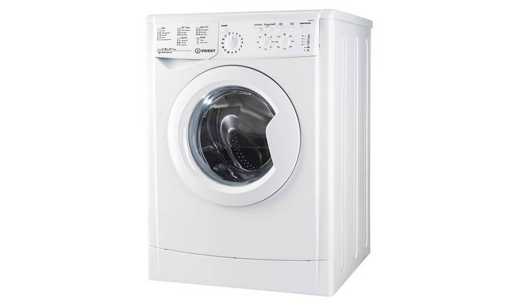 Indesit IWC81252 8KG 1200 Spin Washing Machine - White
