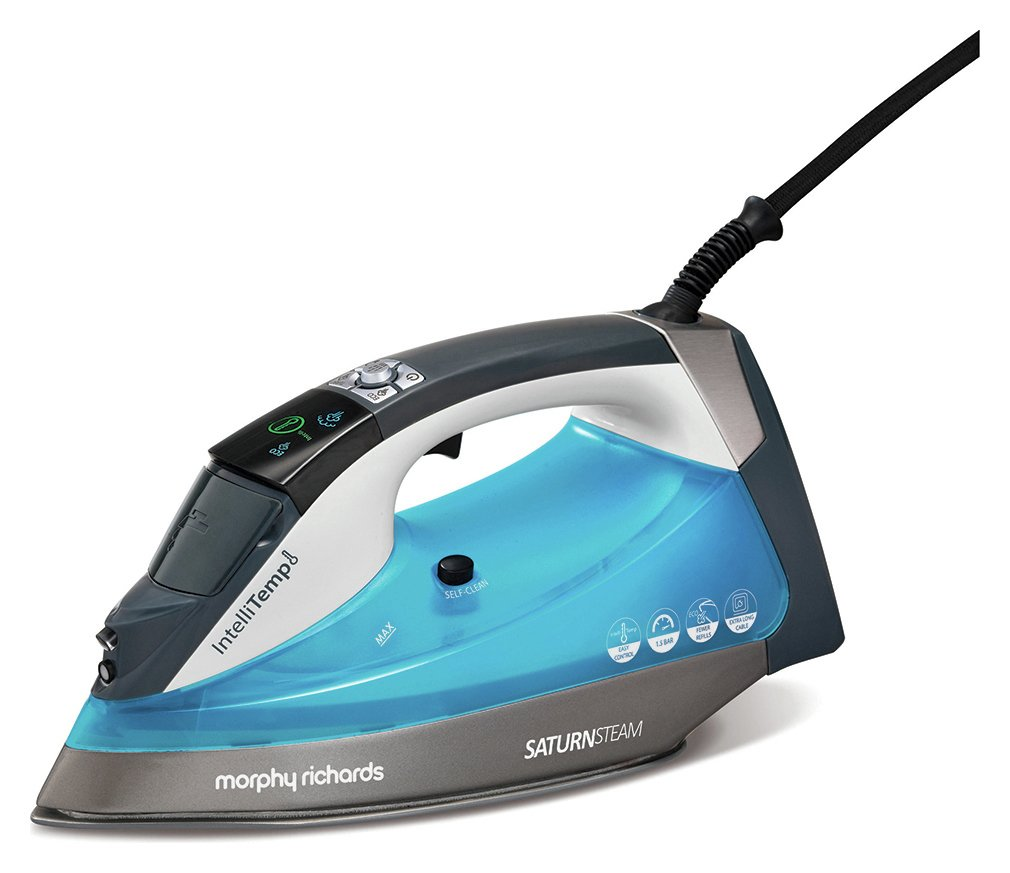 Morphy Richards 305003 Saturn Intellitemp OneTemp Steam Iron