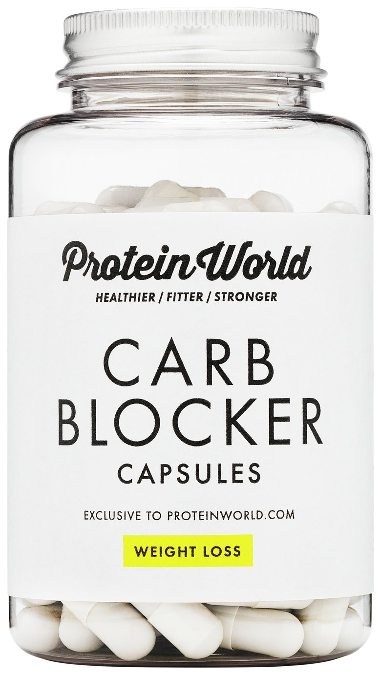 Protein World Carb Blocker Capsules