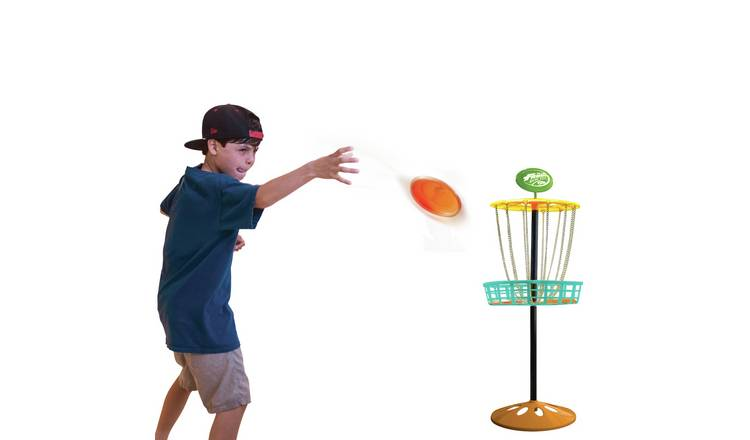 Wham-O Unisex-Youth Game Time Frisbee Mini Golf Set