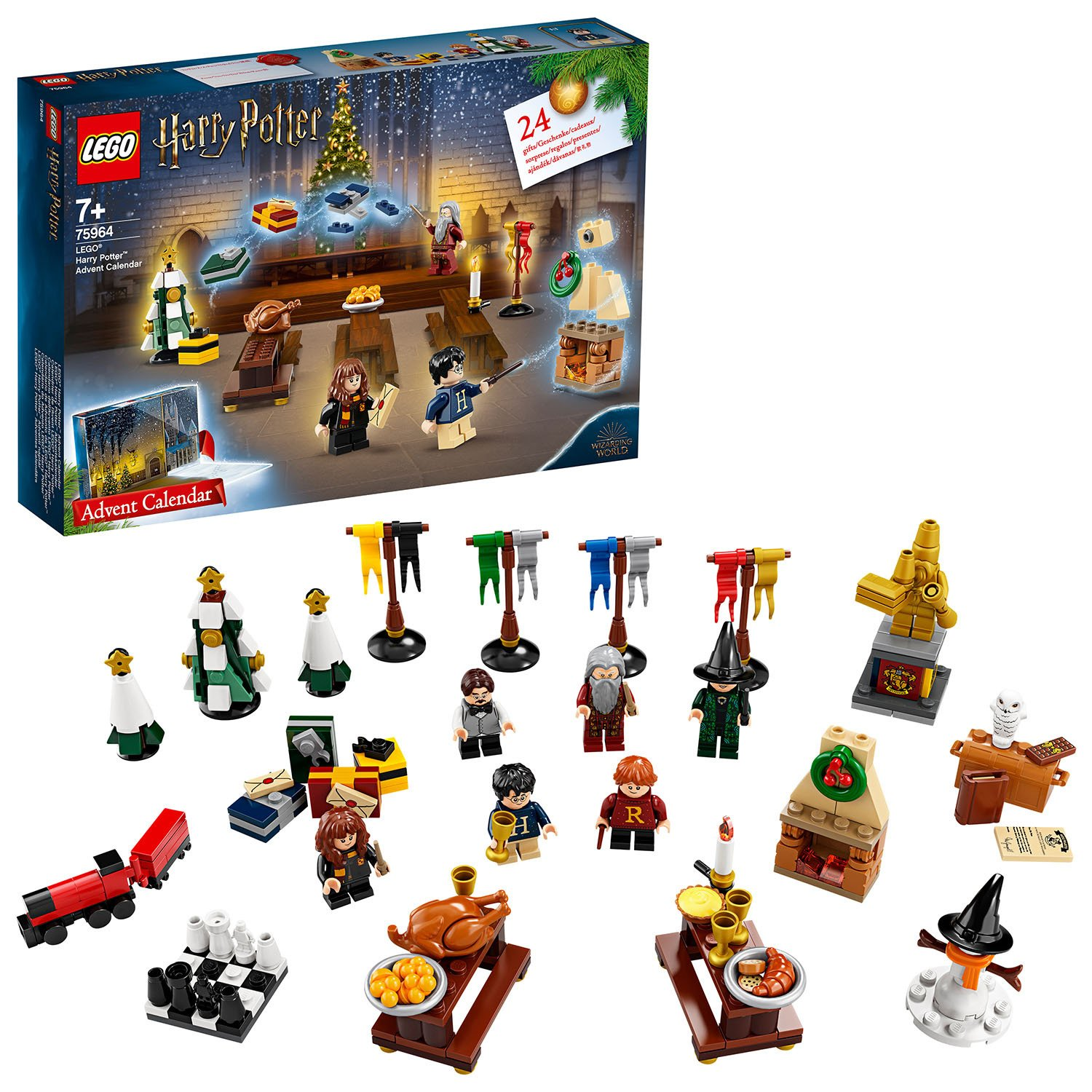 LEGO Harry Potter Advent Calendar 2019 Set 75964