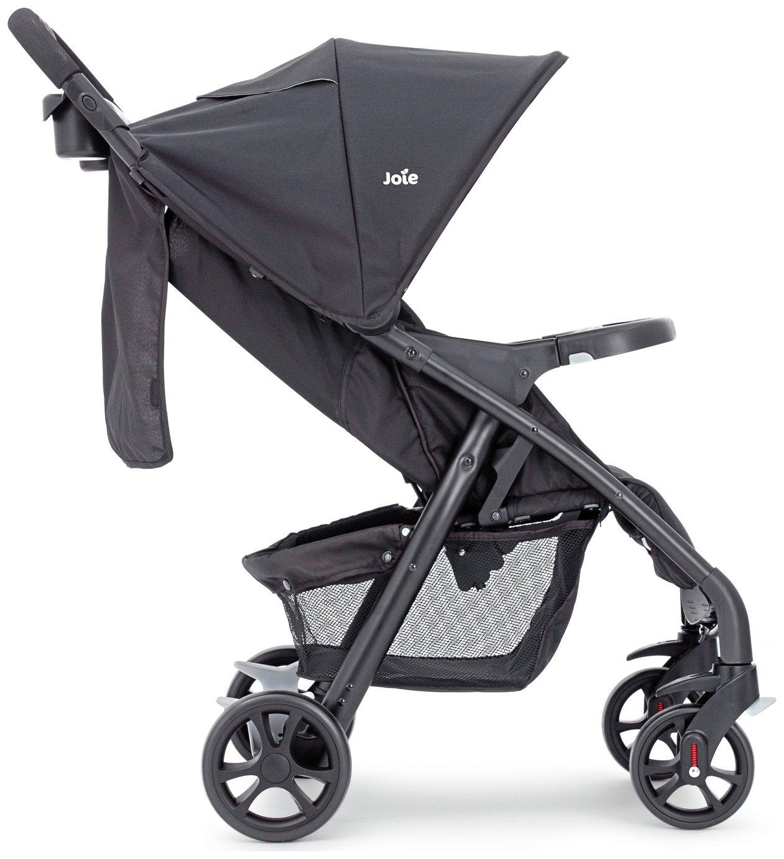 Joie Muze Stroller Travel System - Black