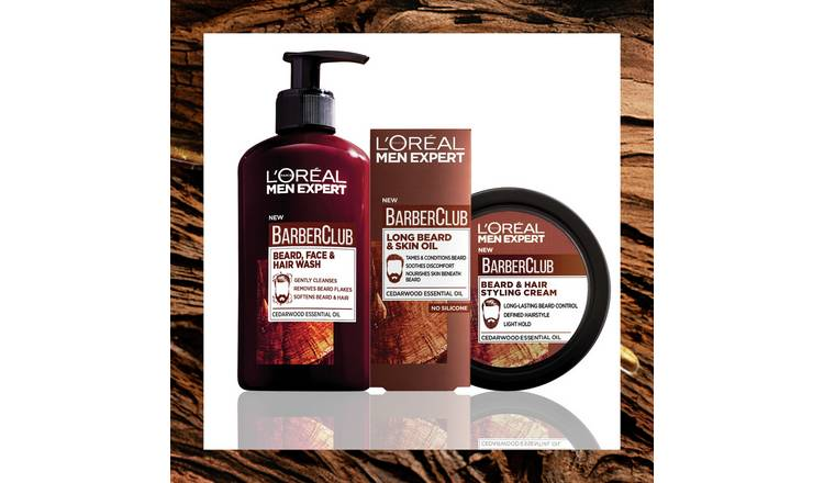 L'Oreal Men's Barber Club Set