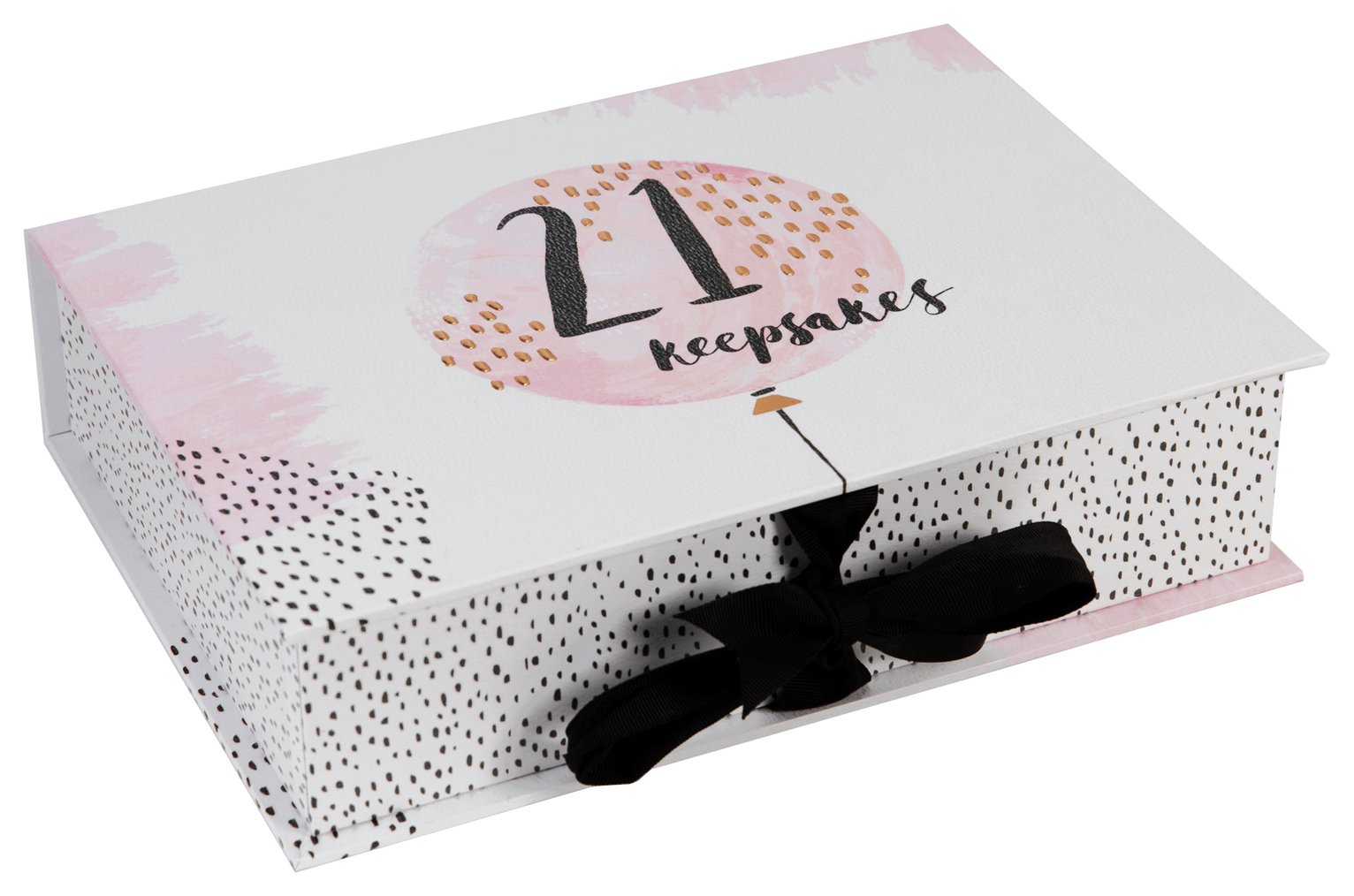 Hotchpotch Luxe Birthday Keepsake Box