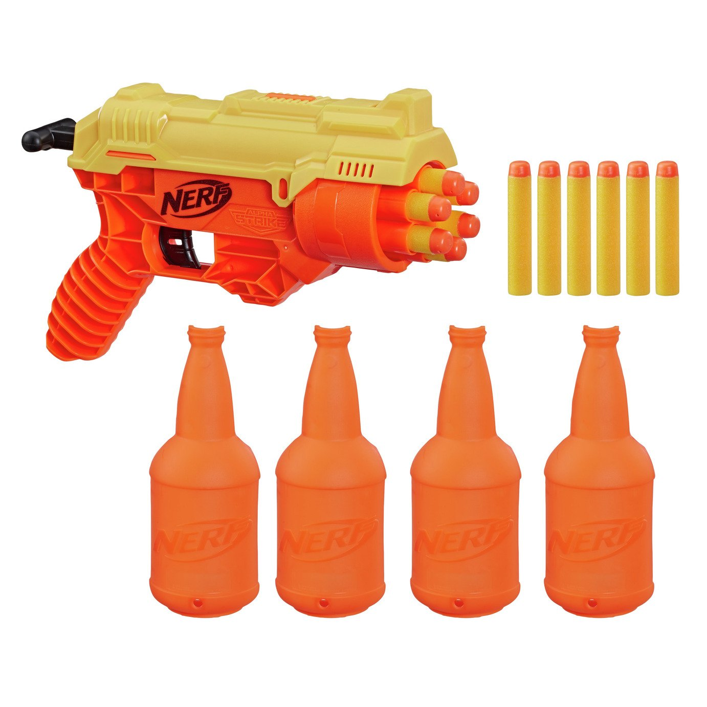 Nerf Alphastrike Cobra RC-6