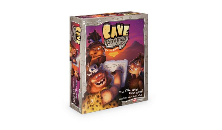 Cave Paintings Game