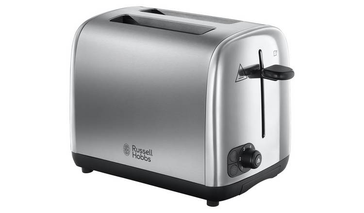 Russell Hobbs 24081 2 Slice Toaster - Brushed St/Steel