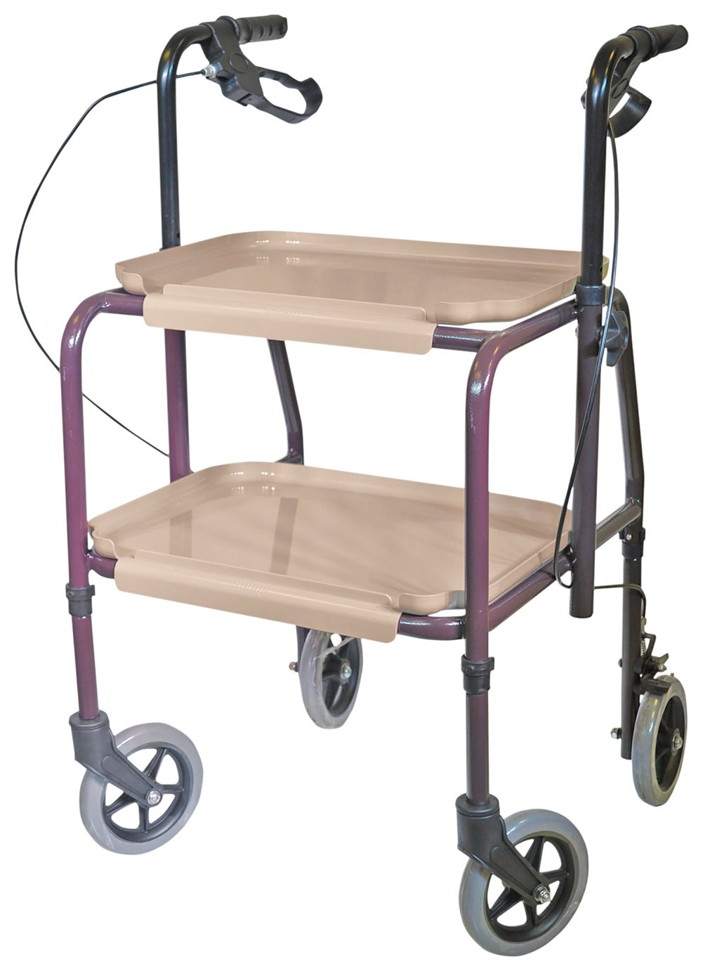 Aidapt Trolley with Brakes