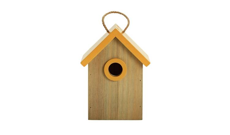 Super Buy Argos Home Botanist Wooden Bird House Wildlife And Bird Supplies Argos Interior Design Ideas Tzicisoteloinfo