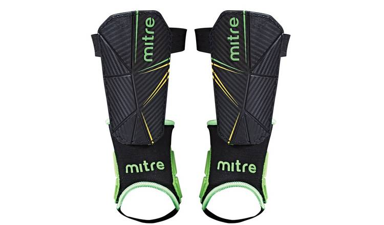 Mitre Delta Ankle Protect Shin Pads - Small