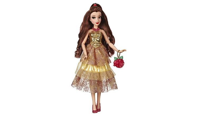 Disney Princess Style Collection Belle Fashion Doll