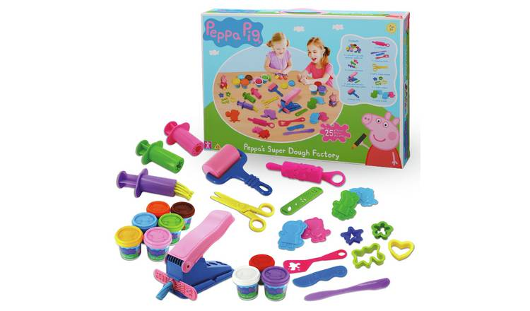Peppa Pig Super Dough Factory Playset