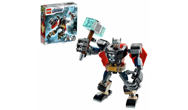 LEGO Super Heroes Marvel Avengers Thor Mech Armour Toy 76169