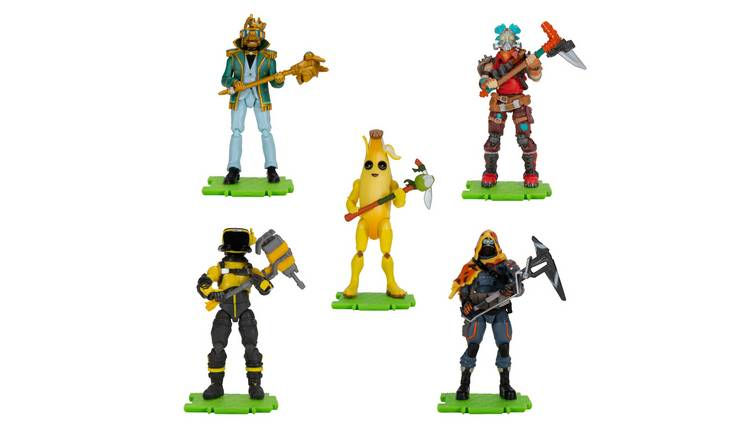 Fortnite 4-inch 5-Figure Party Pack