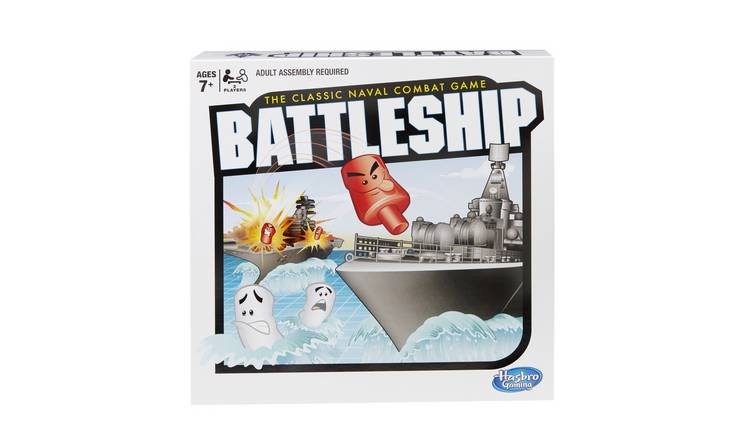 Battleship Game from Hasbro Gaming
