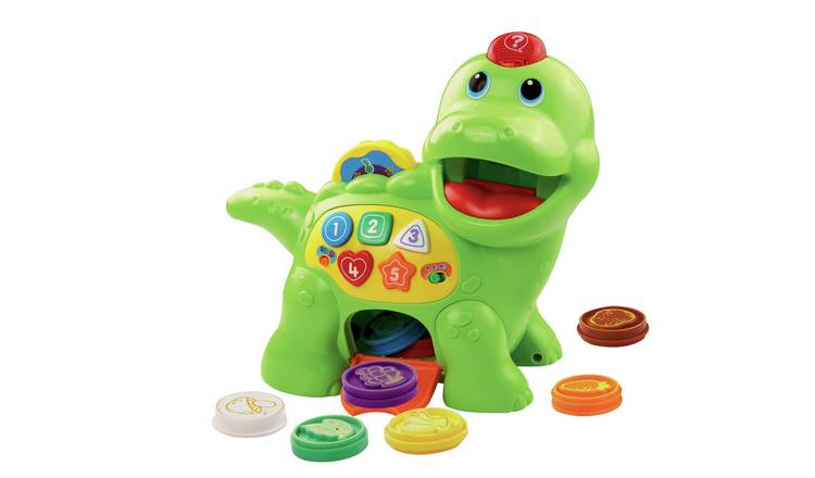 VTech Feed Me Dino Activity Toy