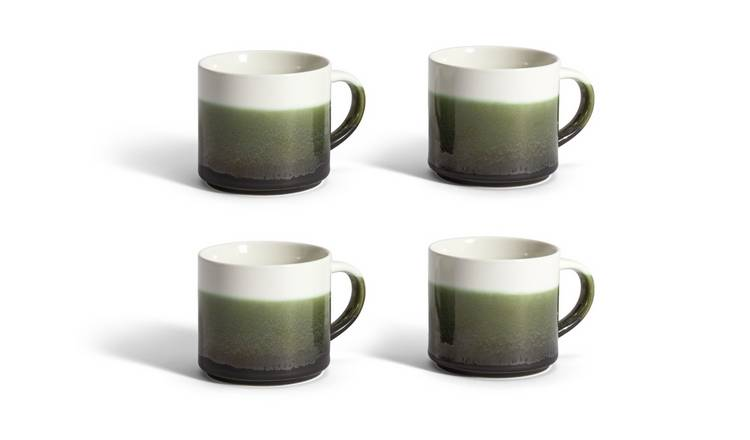 Habitat Another Eden Set of 4 Mugs