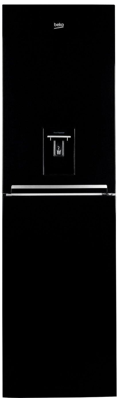 Beko CFG3582DB Fridge Freezer - Black