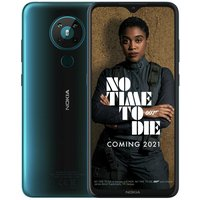 SIM Free Nokia 5.3 64GB Mobile Phone - Cyan