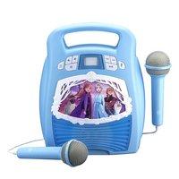 Frozen 2 MP3 Bluetooth Karaoke Machine