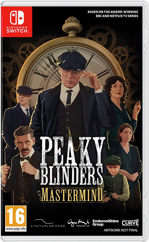 Peaky Blinders: Mastermind Nintendo Switch Game
