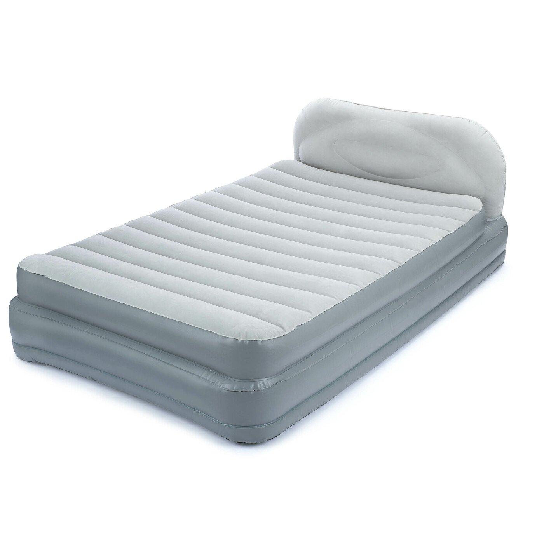 Bestway Comfort Quest Soft Back Double Air Bed