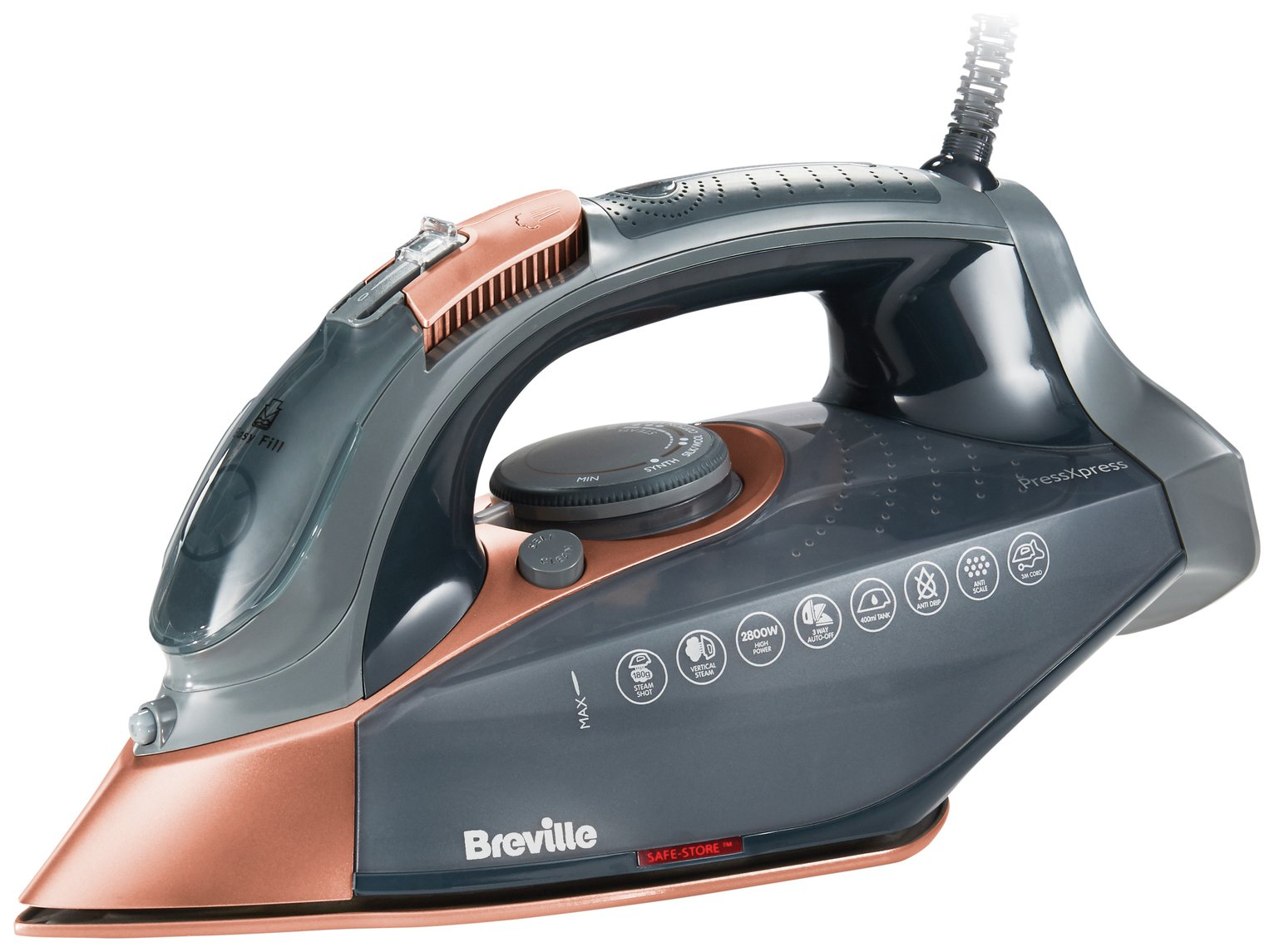 Breville Press Xpress VIN407 Steam Iron